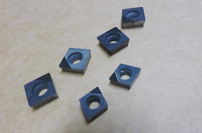 Utensile fissaggio meccanico PCD