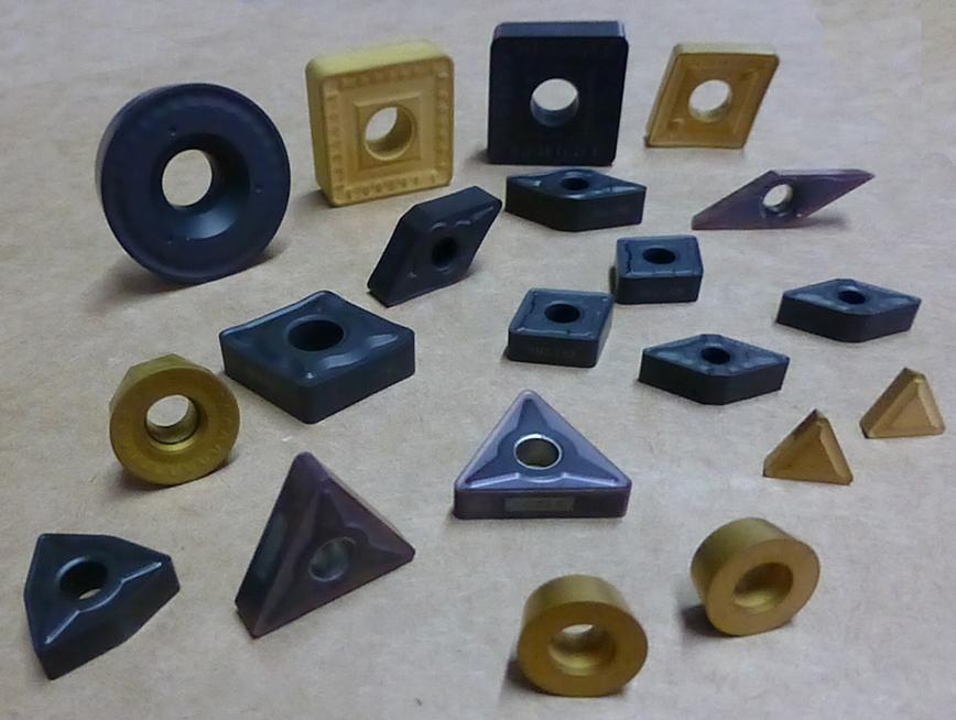 Utensile fissaggio meccanico metallo duro